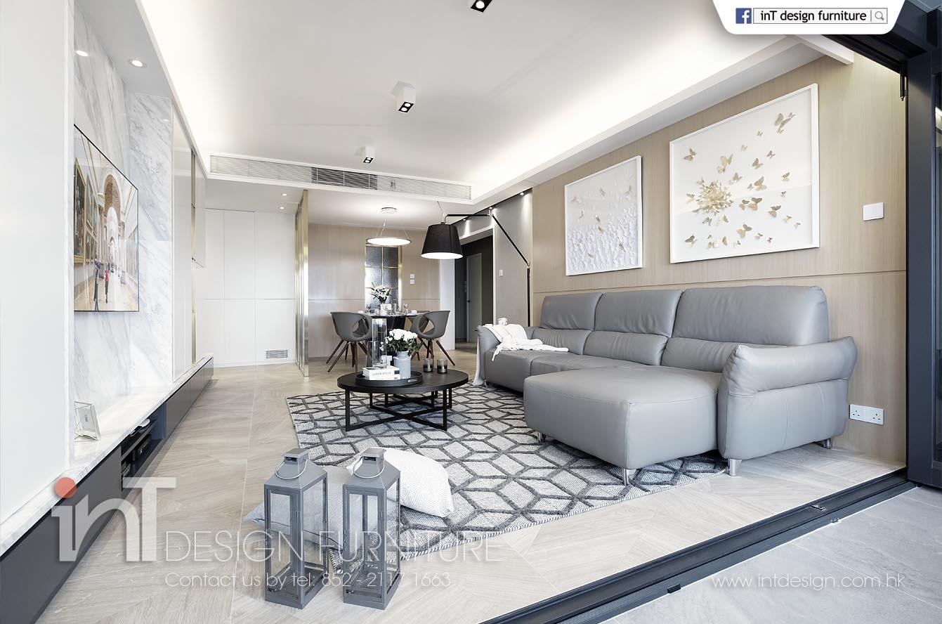 int Design峯景大廈, 室內設計案例2